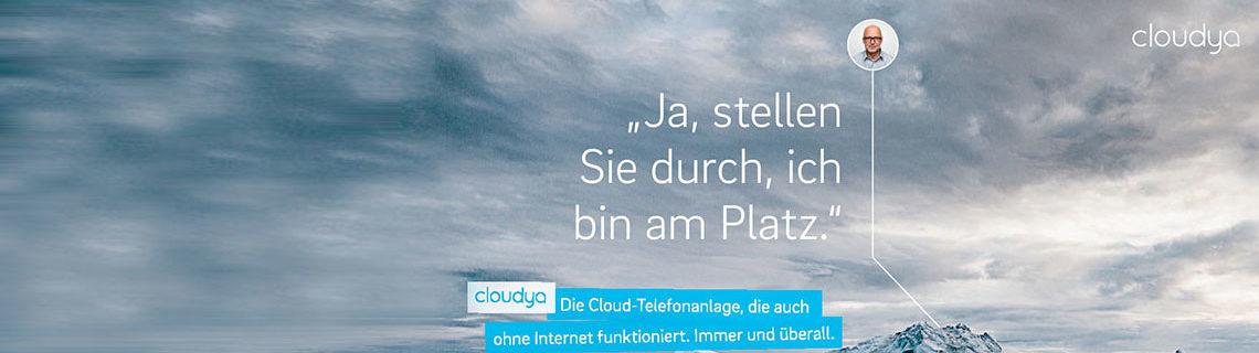 Cloudya, die Cloud-Telefonanlage von NFON